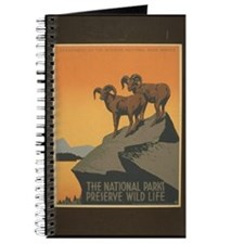 The National Parks Preserve W Journal