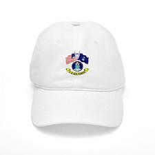 USAF-USA Flags Baseball Cap