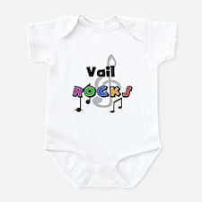 Vail Rocks Infant Bodysuit