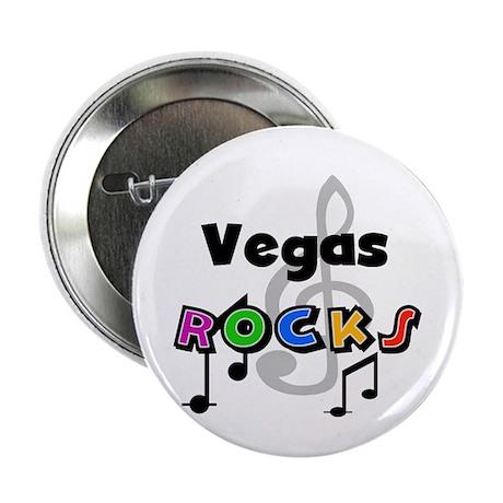 "Vegas Rocks 2.25"" Button (10 pack)"