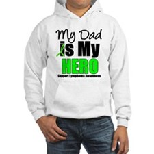 Lymphoma Hero (Dad) Hoodie