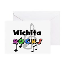 Wichita Rocks Greeting Card