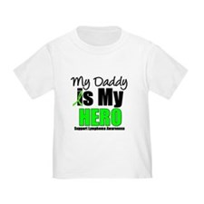 Lymphoma Hero (Daddy) T