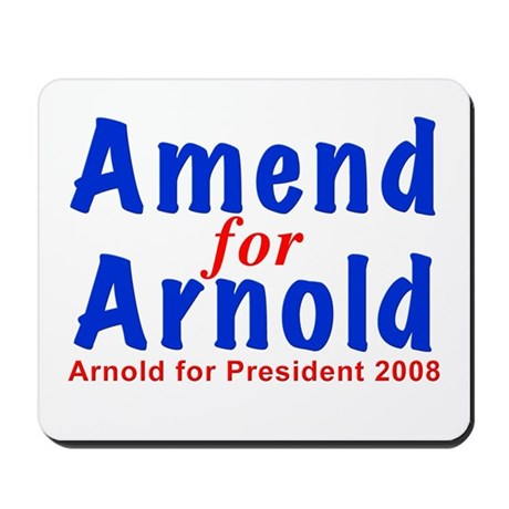 Amend for Arnold Mousepad