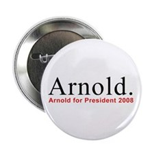 Arnold for President Button (10 pack)