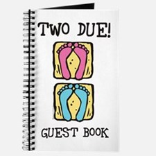 Two Due! Guest Book