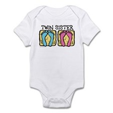 Two Due! Infant Bodysuit