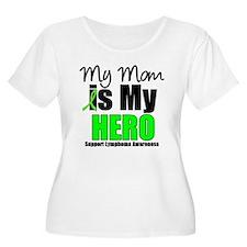 Lymphoma Hero (Mom) T-Shirt