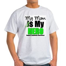 Lymphoma Hero (Mom) T-Shirt