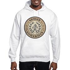 Kroger Last Name University Hoodie