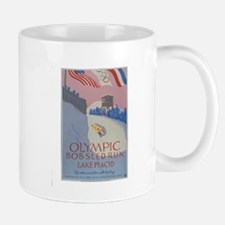 Olympics - Lake Placid Mugs