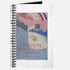 Cute Lake placid Journal