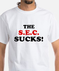 The S.E.C. Sucks! Shirt