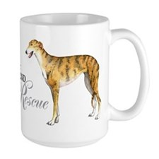 Greyhound Rescue Mug
