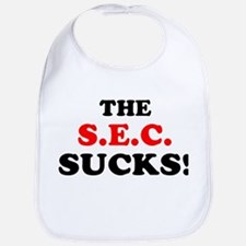 The S.E.C. Sucks! Bib