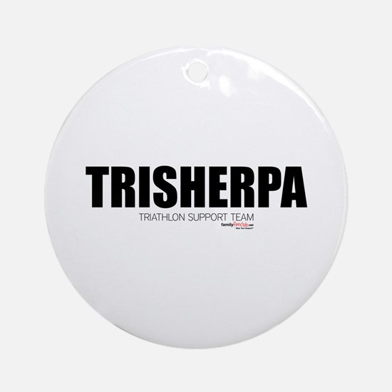 TriSherpa Ornament (Round)