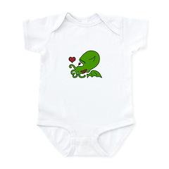 Cthulhu Infant Bodysuit