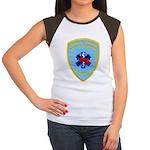Sutter Creek Fire Women's Cap Sleeve T-Shirt