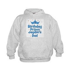 1st Birthday Prince Jayden's Hoodie