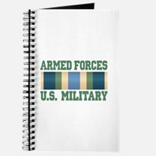 US Military Service Ribbon Journal