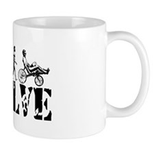 Recumbent Bicycle Mug