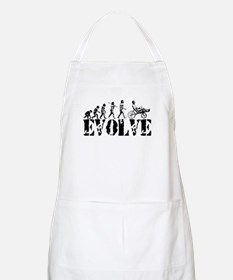 Recumbent Bicycle BBQ Apron