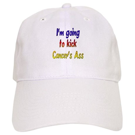Kick Cancer's Ass ver2 Cap