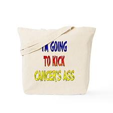 Kick Cancer's Ass ver3 Tote Bag