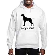 Got Pointer? Hoodie