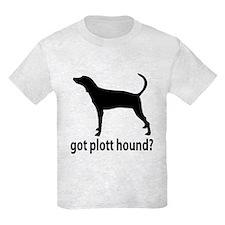 Got Plott Hound? T-Shirt