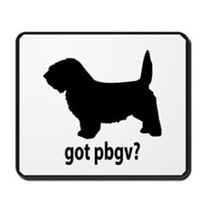 Got PBGV? Mousepad