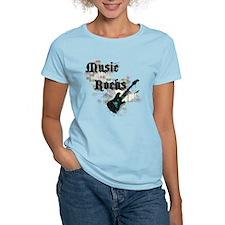 Music Rocks T-Shirt