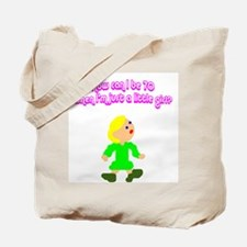 How Can I Be 70? Tote Bag