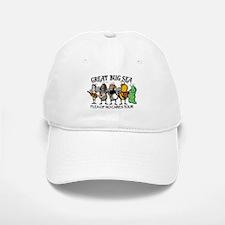 Great Bug Sea Baseball Baseball Cap