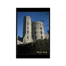 Windsor Castle - Rectangle Magnet