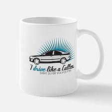I drive like a Cullen (Edward Mug