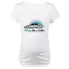 I drive like a Cullen (Edward Shirt