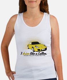 I drive like a Cullen - Alice Women's Tank Top