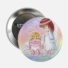 """Precious Chibi Prayers"" 2.25"" Button (10 pack)"