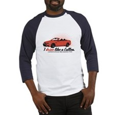 I drive like a Cullen - Rosal Baseball Jersey
