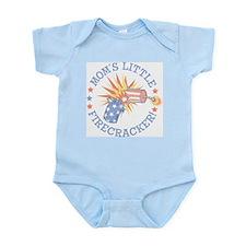 MOM'S LITTLE FIRECRACKER! Infant Bodysuit