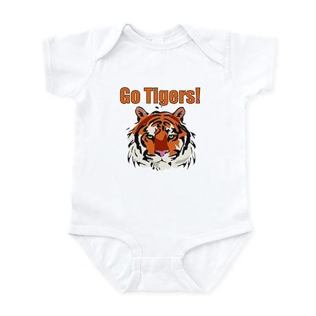 Go Tigers! Infant Bodysuit