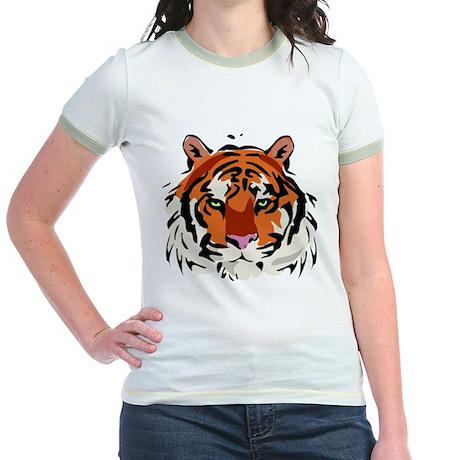 Tiger Jr. Ringer T-Shirt