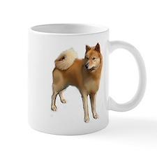Finnish spitz portrait Mug