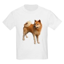 Finnish spitz portrait T-Shirt