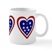 American Hearts Mug