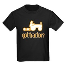 Got tractor? T