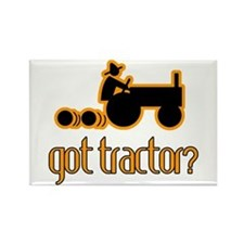Got tractor? Rectangle Magnet