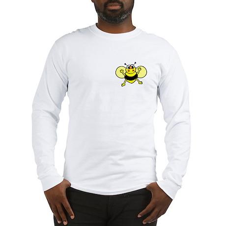 CUTE BEE Long Sleeve T-Shirt