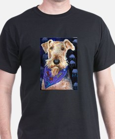 Cute Nautical dog T-Shirt